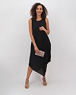 Joanna Hope Pleated Dress