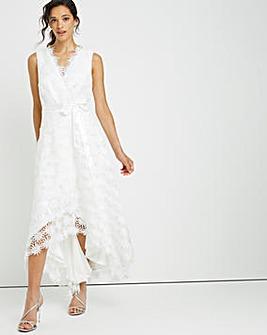 Joanna Hope Floral Lace Bridal Dress