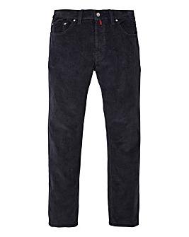 Pierre Cardin Cord Trousers 40in leg