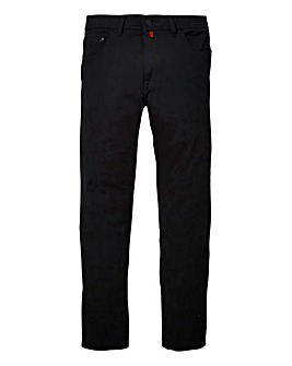 Pierre Cardin Stretch Trousers 34in Leg