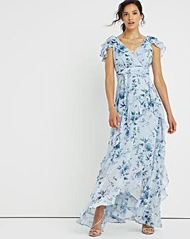 Joanna Hope Floral Maxi Dress