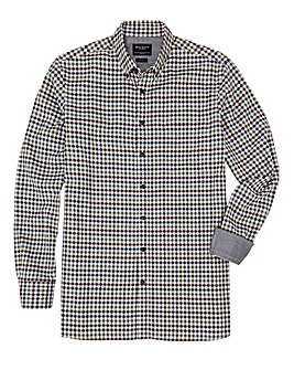 Hackett Mighty Gingham Twill Shirt