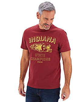 Indiana Printed T-shirt Long