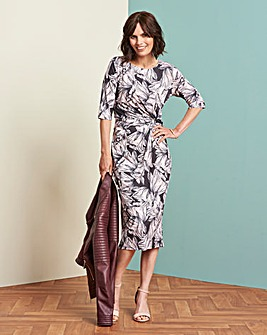 Twist Knot Dress