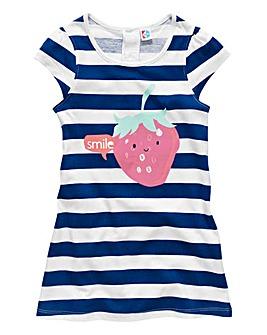 KD MINI Girls Stripe Dress (2-6 years)