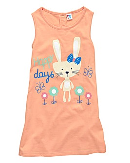 KD MINI Girls Rabbit Dress (2-6 years)