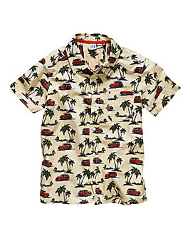 KD EDGE Boys Palm Tree Shirt (7-13yrs)