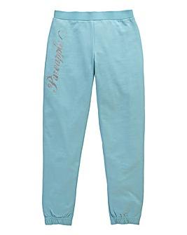 Pineapple Girls Fleece Pants