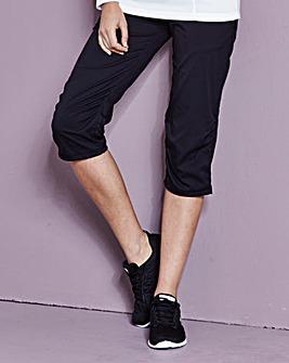 3/4 Length Woven Pants