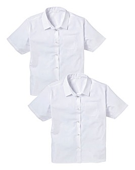 TKD Girls 2 Pack Blouses G Fit (3-6 yrs)