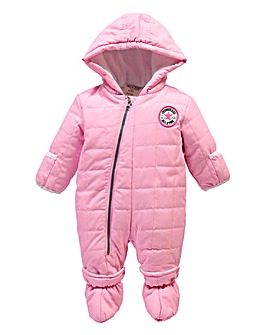 Converse Girls Snowsuit