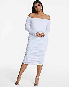 Simply Be Edited By Amber Rose Dress