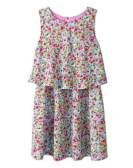 KD MINI Floral Print Dress (2-8 yrs)