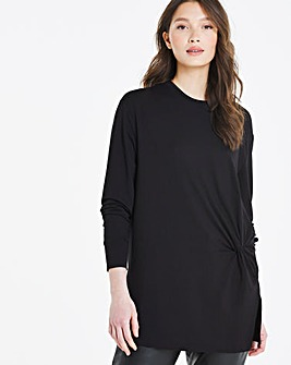 Tuck Detail Tunic