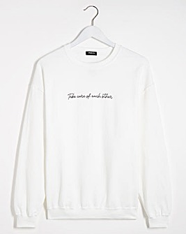 Take Care of Each Other Sweatshirt