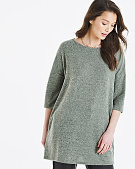 Soft Touch Side Pocket Tunic