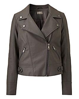 Oasis Curve Biker Jacket