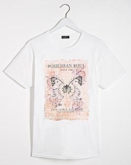 Bohemian Soul Butterfly T-Shirt