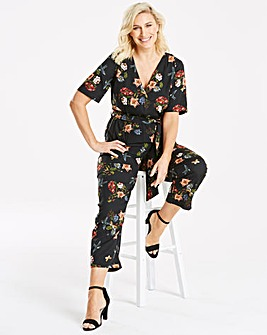 Lovedrobe Printed Jumpsuit