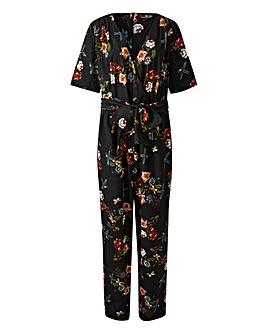 Lovedrobe Printed Jumpsuit