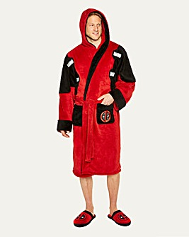 Marvel Deadpool Dressing Gown