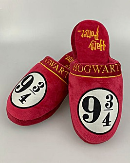 Harry Potter 9 3/4 slippers