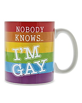 Gay Colour Change Mug