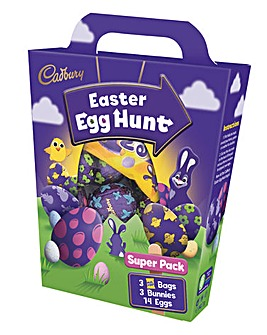 Cadbury Easter Egg Trail Collection