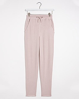 Dusty Pink Soft Touch Jogger