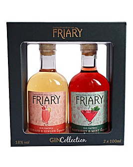 Friary Vintners Gin Duo Gift Set