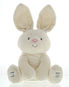 Gund Flora Animated Bunny