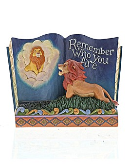 The Lion King Storybook Figurine