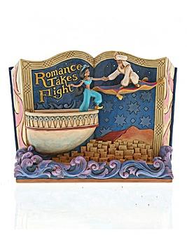 Aladdin Storybook Figurine
