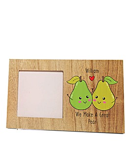 Pers Great Pear Photo Frame
