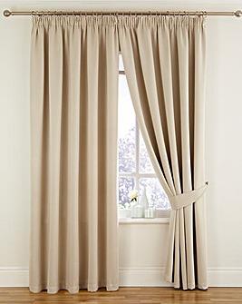 Twilight Woven Blkout Thermal PP Curtain