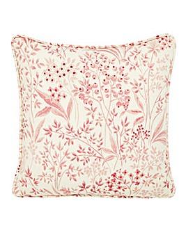 Moira Print Filled Cushions