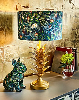 Joe Browns Exotic Leaf Table Lamp