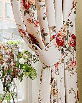 Cath Kidston Garden Rose Tie Backs
