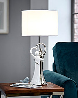 Enchanted Figurine Table Lamp
