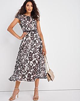 Joanna Hope Burnout Prom Dress