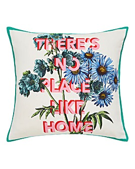 No Place Like Home Cushion