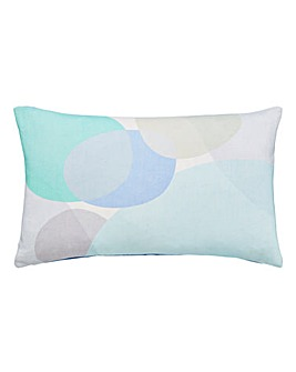 Layered Spot Cushion