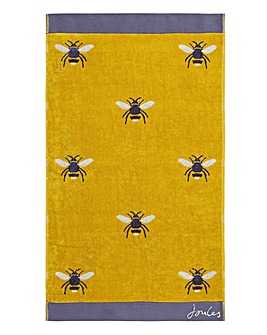 Botanical Bee Towels