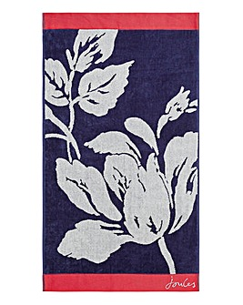 Joules Dawn Shadow Floral Towels