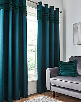 Moxy Tassel Border Eyelet Curtains