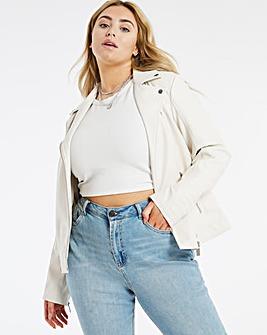 Joanna Hope PU Jacket