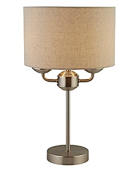 Ava Candelearbarra Table Lamp