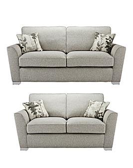Eloise Standardback 3+2 Seater Sofa