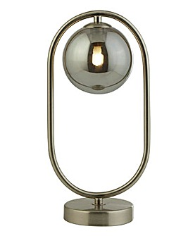 Hudson Globe Shade Table Lamp