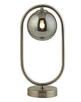 Hudson Globe Shade Table Lamp